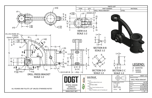L Bacud Online Industrial Design