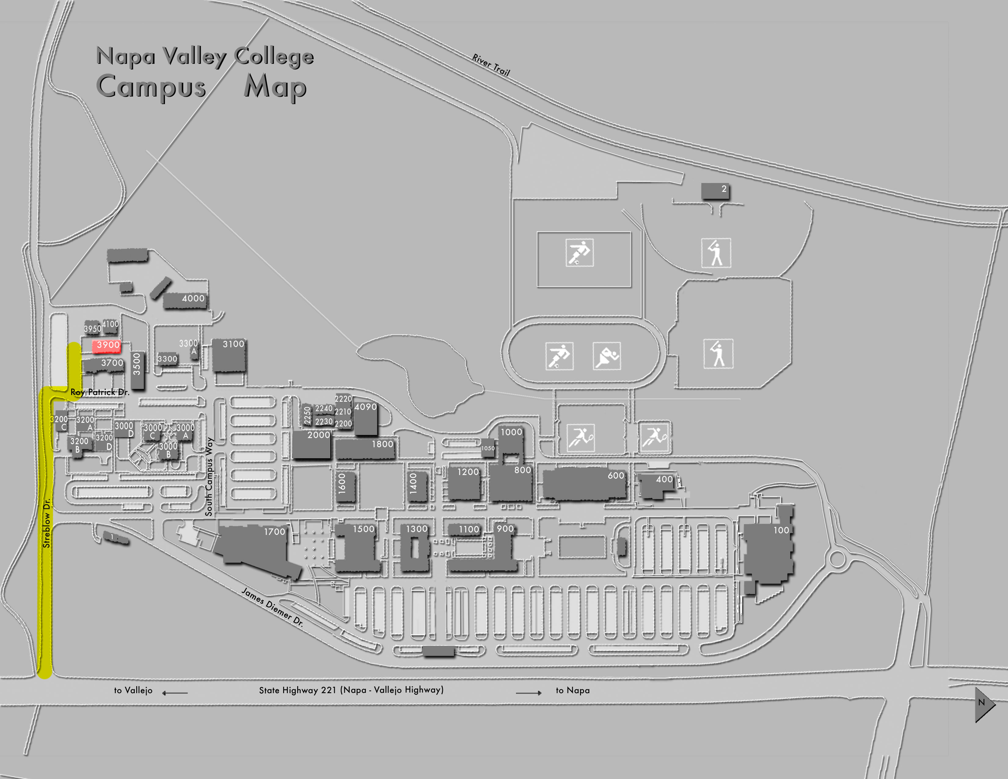 napa valley college campus map Digital Design Graphics Technology Ddgt napa valley college campus map
